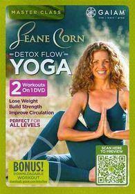 Seane Corn Detox Flow Yoga - (Region 1 Import DVD)