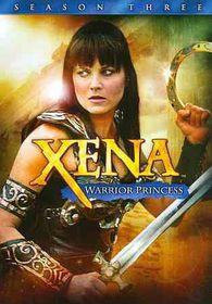 Xena:Warrior Princess Season 3 - (Region 1 Import DVD)