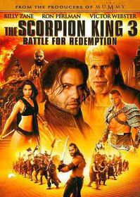 Scorpion King 3:Battle for Redemption - (Region 1 Import DVD)