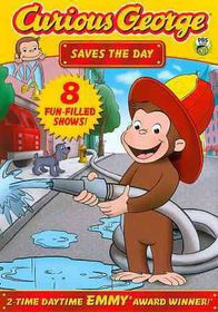 Curious George:Saves the Day - (Region 1 Import DVD)