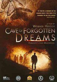 Cave of Forgotten Dreams - (Region 1 Import DVD)