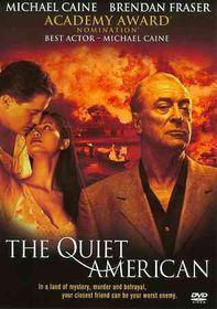 Quiet American - (Region 1 Import DVD)
