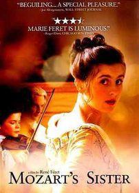 Mozart's Sister - (Region 1 Import DVD)