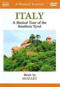Mozart / Capella Istropolitana / Turnovsky - A Musical Journey - Italy: A Musical Tour Of Southern Tyrol (DVD)