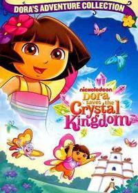 Dora the Explorer:Dora Saves the Crys - (Region 1 Import DVD)