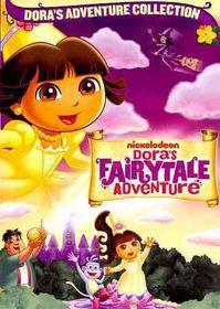 Dora the Explorer:Dora's Fairytale Ad - (Region 1 Import DVD)