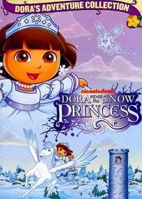 Dora the Explorer:Dora Saves the Snow - (Region 1 Import DVD)