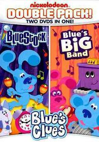 Blue's Clues:Blue's Big Band and Blue - (Region 1 Import DVD)