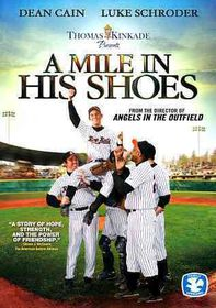 Mile in His Shoes - (Region 1 Import DVD)
