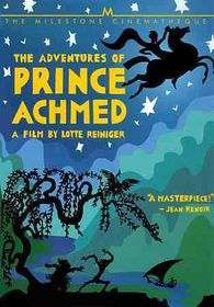 Adventures of Prince Achmed - (Region 1 Import DVD)