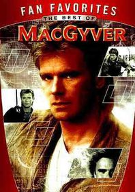 Fan Favorites:Best of Macgyver - (Region 1 Import DVD)