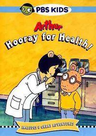 Arthur:Hooray for Health - (Region 1 Import DVD)