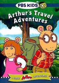 Arthur's Travel Adventures - (Region 1 Import DVD)