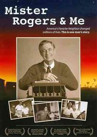 Mister Rogers and Me - (Region 1 Import DVD)