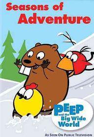 Peep and the Big Wide World:Seasons O - (Region 1 Import DVD)
