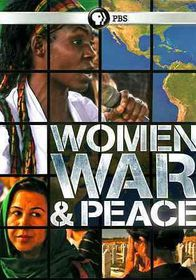 Women War & Peace - (Region 1 Import DVD)