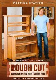 Rough Cut Season 2:Woodworking with T - (Region 1 Import DVD)
