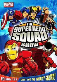 Super Hero Squad Show Vol 1 & 2 - (Region 1 Import DVD)