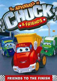 Adventure of Chuck & Friends:Friends - (Region 1 Import DVD)