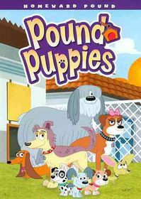 Pound Puppies:Homeward Pound - (Region 1 Import DVD)