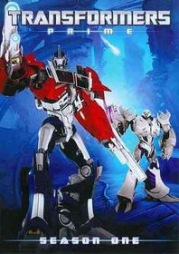 Transformers Prime:Complete First Sea - (Region 1 Import DVD)