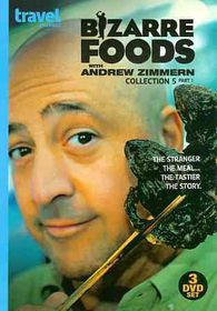Bizarre Foods Collection 5 Part 1 - (Region 1 Import DVD)