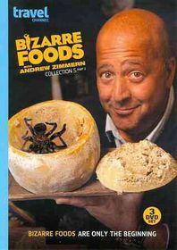 Bizarre Foods Collection 5 Part 2 - (Region 1 Import DVD)