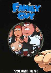 Family Guy Vol 9 - (Region 1 Import DVD)
