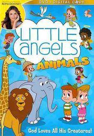 Little Angels:Animals - (Region 1 Import DVD)