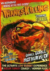 Thankskilling - (Region 1 Import DVD)