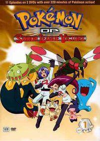 Pokemon Dp:Sinnoh League Victors 1 - (Region 1 Import DVD)