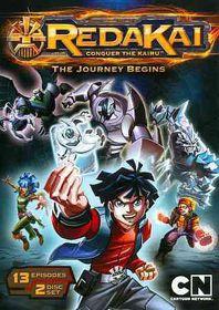 Redakai Volume 1:Journey Begins - (Region 1 Import DVD)