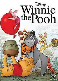 Winnie the Pooh Movie - (Region 1 Import DVD)