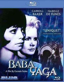 Baba Yaga - (Region A Import Blu-ray Disc)