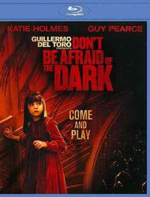 Don't Be Afraid of the Dark - (Region A Import Blu-ray Disc)