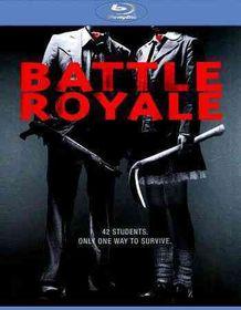 Battle Royale - (Region A Import Blu-ray Disc)