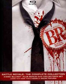 Battle Royale:Complete Collection - (Region A Import Blu-ray Disc)