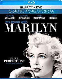 My Week with Marilyn - (Region A Import Blu-ray Disc)