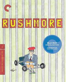 Rushmore - (Region A Import Blu-ray Disc)