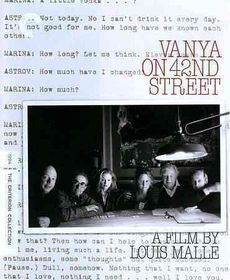 Vanya on 42nd Street - (Region A Import Blu-ray Disc)