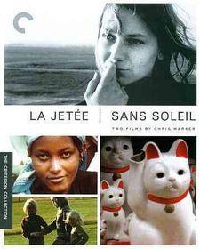 La Jetee/Sans Soleil - (Region A Import Blu-ray Disc)