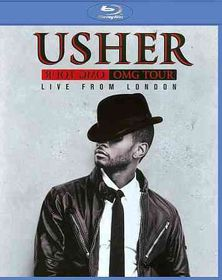 Omg Tour:Live from London - (Region A Import Blu-ray Disc)
