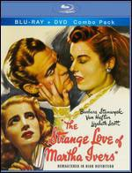 Strange Love of Martha Ivers - (Region A Import Blu-ray Disc)