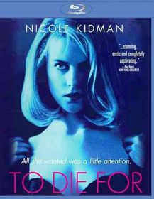 To Die for - (Region A Import Blu-ray Disc)