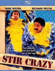 Stir Crazy - (Region A Import Blu-ray Disc)