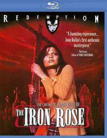 Iron Rose - (Region A Import Blu-ray Disc)