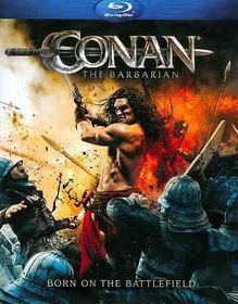 Conan the Barbarian - (Region A Import Blu-ray Disc)