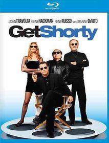 Get Shorty - (Region A Import Blu-ray Disc)