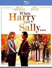 When Harry Met Sally - (Region A Import Blu-ray Disc)