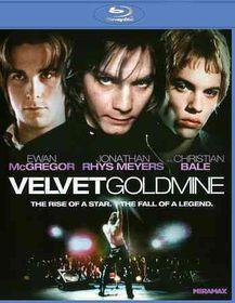 Velvet Goldmine - (Region A Import Blu-ray Disc)